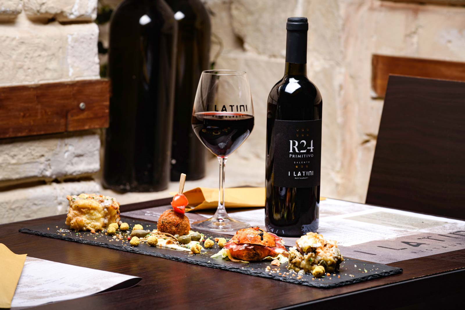 Primitivo R24, il nostro vino di famiglia